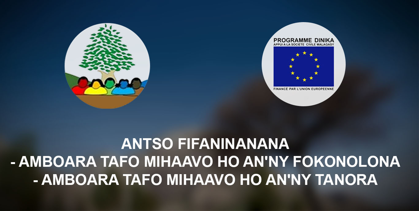 Tafo Mihaavo - amboara